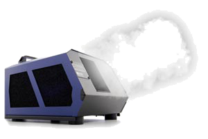 smoke machines hire