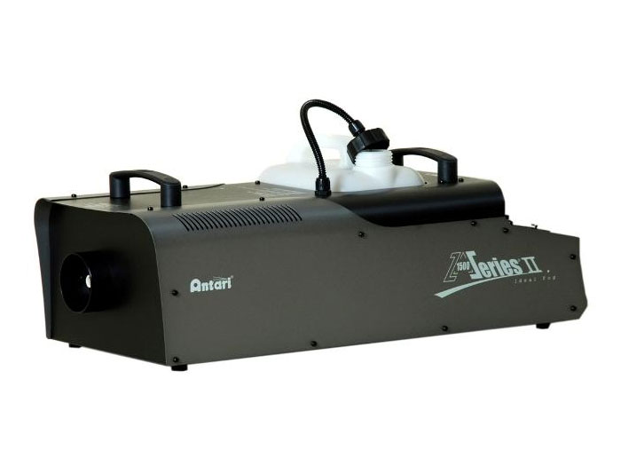 will fog machine set smoke alarm