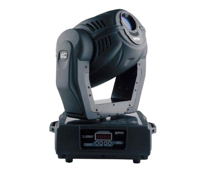robe moving head hire
