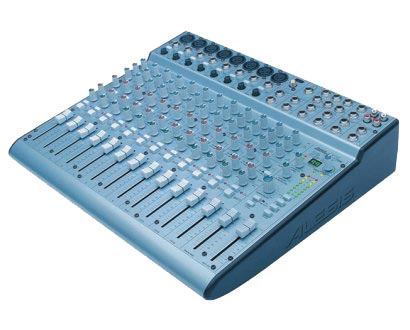 16 channel mixer hire