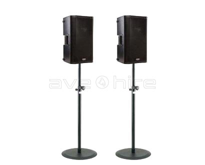 conference speakers rental