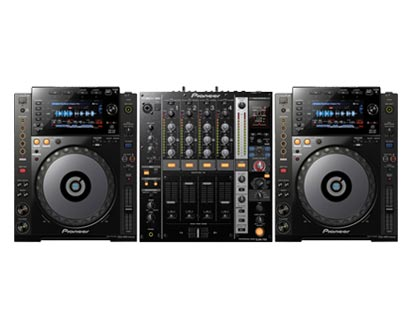 dj package hire