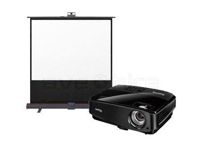 projector pack for hire