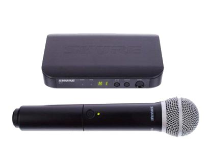 shure pg microphone